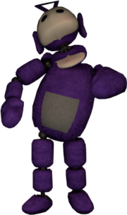 Tinky v2 office transparent