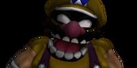 Nightmare Wario