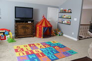Unmodified Playroom