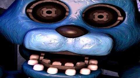 INSANE OLD CANDY JUMPSCARE!! - Five Nights at Candy's (Official)