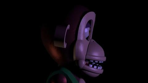 Five nights at Candy's Night 2 NIGHT OF THE MURDERLEY MONKEY