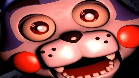 INSANE CANDY JUMPSCARE Five Nights At Candy's (Official)