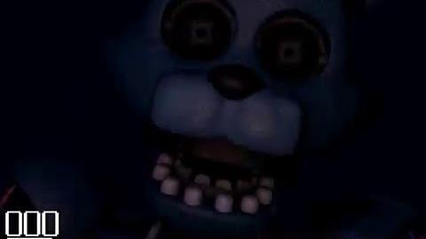 FNAC Old Candy Jumpscare