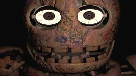 NEW ANIMATRONIC JUMPSCARE (Blank) Five Nights At Candy's