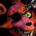 Withered Foxy Head