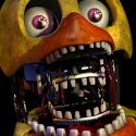 Withered Chica Head