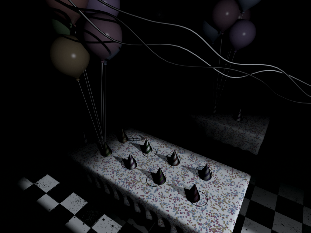 Party Room 3 Five Nights At Freddy S Wiki Fandom