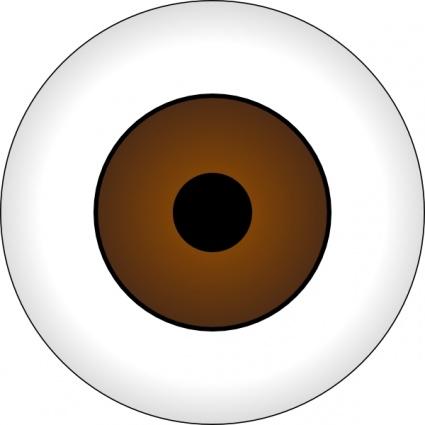 File:Tonlima-olhos-castanhos-brown-eye-clip-art.jpg