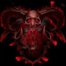 Darkness Badge Level 6