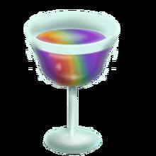 Glass of Fabulous Wine