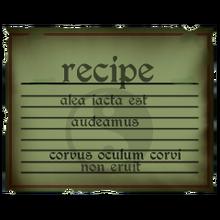 Chocolate teddy recipe