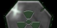Radioactive Badge Level 3