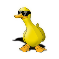 File:Hipster pet duck.png