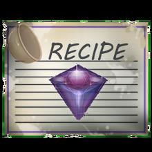 Special Mystic Quartz Gem Recipe