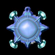 Icy Pendant