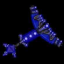 IronWood Sapphire Hilt