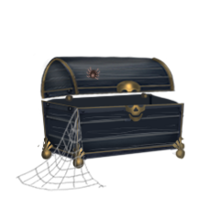 Opened Lost Chest