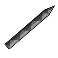 Iron Sword Blade