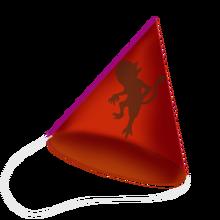 Demonic party hat