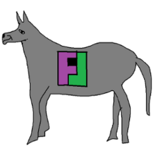 Pet FJ HorseDog