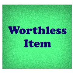 File:Worthless item.png