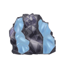 Raw diamond gem