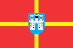 Flag of Zhytomyr Oblast