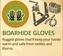Boar Hide Gloves