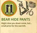 Bear Hide Pants