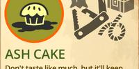 Ash Cake