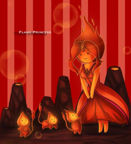 File:At flame princess by kiome yasha-d5dmei1.jpg