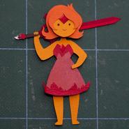 Flame princess by plaidcushion-d5wvrtu