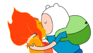 1000px-Finn and flame princess kiss 2 day color by julietsbart-d59jpy8