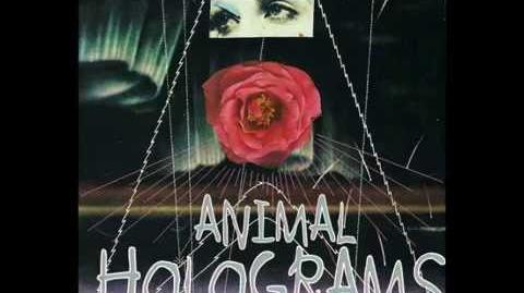 Hello, my Dark Animal Holograms (Phantasmagoric Menagerie, available Fall 2015)