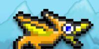 Floppy Pterodactyl
