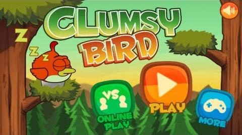 Clumsy Bird Android Gameplay From Candy Mobile