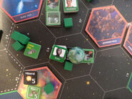 Hedonia in a Flash Gordon board game