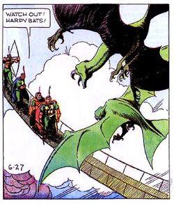 Harpybats