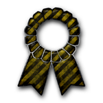 File:048537-yellow-black-striped-grunge-construction-icon-sports-hobbies-medal4.png
