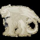 Silver steampunk scarf tundra f