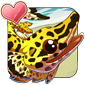 Leopard Coralclimber Icon