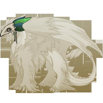 File:Green Birdskull Headdress Tundra F.png