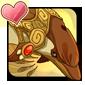 Golden Porpoise Icon