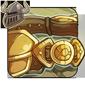 Burnished Gold Belt