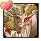 Celestial Antelope Icon