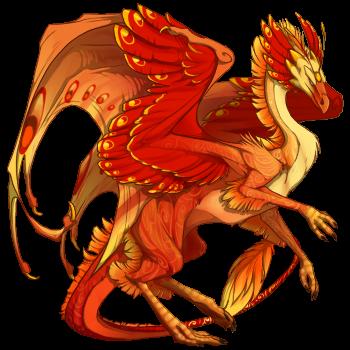 Firebird Skin