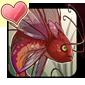 Scarlet Flycatcher Icon