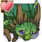 Maple Caterpillar Icon