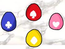 Redmen's egg