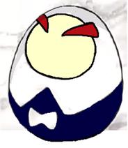Bouzans egg
